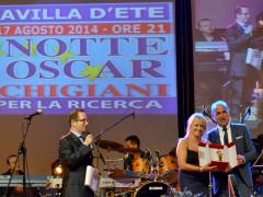 Notte degli Oscar Marchigiani 2014: premio alla ricercatrice senigalliese dell'UNIVPM Rossana Berardi