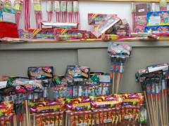 Fuochi artificio, botti di Capodanno
