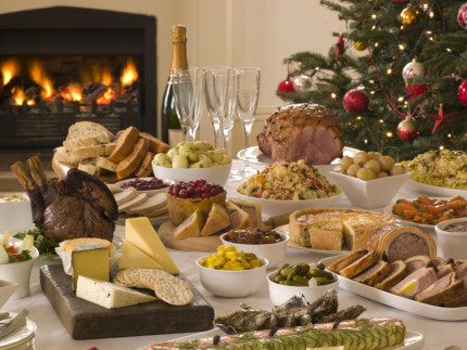 cenone - pranzo di Natale