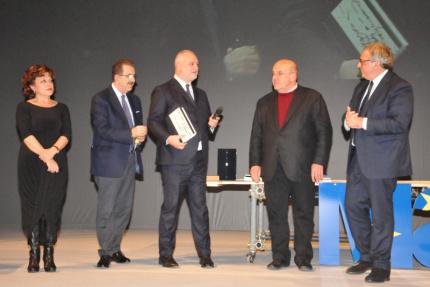 Premi e riconoscimenti durante la 10a Giornata delle Marche ad Ancona