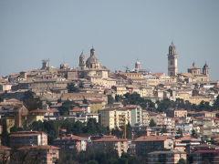 panorama Macerata