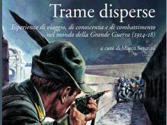 """""""Trame disperse"""": copertina volume"""