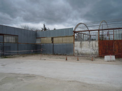 Falconara marittima: demolito il container fatiscente e ripulita a fondo l'area all'ingresso del parco del Cormorano
