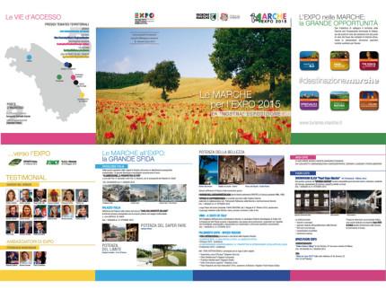 Locandina di Marche Expo 2015