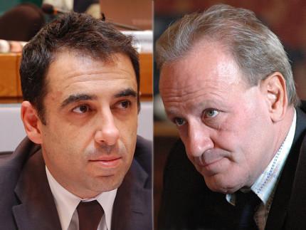 Francesco Comi e Pietro Marcolini