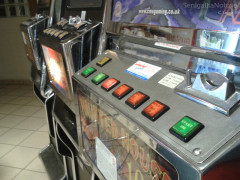 Slot machines, videopoker, gioco d'azzardo