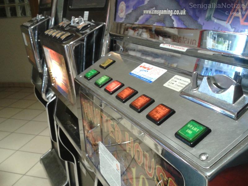 Slot machine umbria