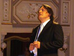 Il maestro Mirco Barani