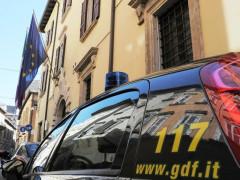 Guardia di Finanza, GdF, fiamme gialle, 117
