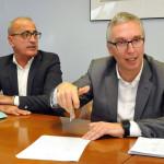Ripristino fondo regionale per i servizi sociali: la conferenza stampa di presentazione con Cesetti e Ceriscioli