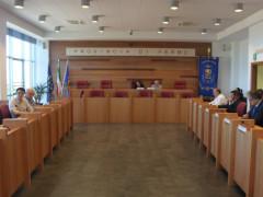Sala consiliare Provincia di Fermo