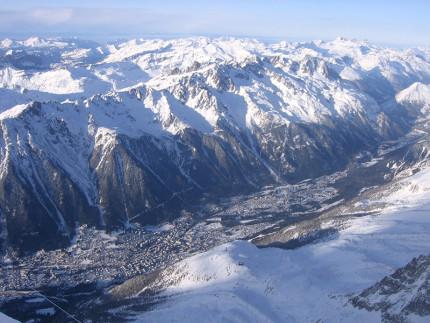 Chamonix e la sua valle
