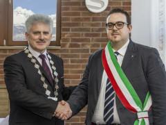 Davide Dellonti: accordo per gemellaggio