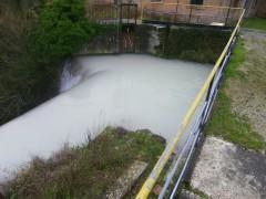 Inquinamento del Torrente Giano, Fabriano