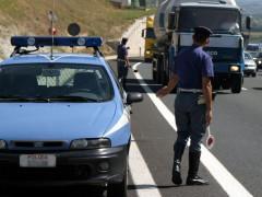 Polizia autostradale, autostrada, Polstrada