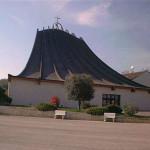 Chiesa San Gabriele dell'Addolorata a Campiglione di Fermo