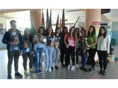 Olimpiadi grammatica, il liceo Artistico Apolloni-