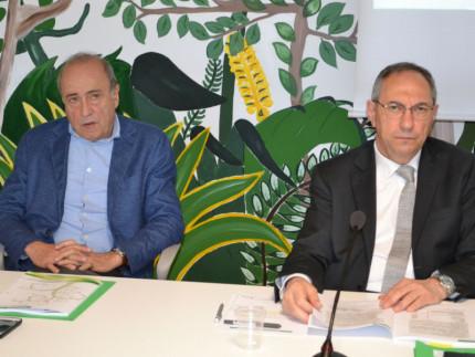 Lanfranco Marsigliani e Graziano Mariani