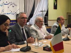Iran, termina la missione della delegazione marchigiana