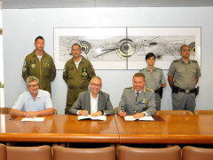 Il rinnovo della convenzione tra la Regione Marche e il Corpo Forestale dello Stato