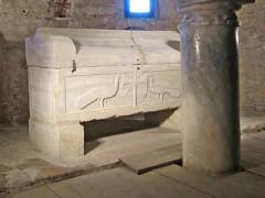 Cripta Abbazia San Gervasio Mondolfo