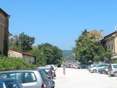 Parcheggio presso stazione Pesaro