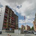 Abitazioni in via Ferriera, a Bologna