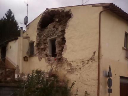 Terremoto 26 ottobre 2016
