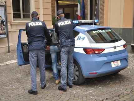 Arresto della Polizia