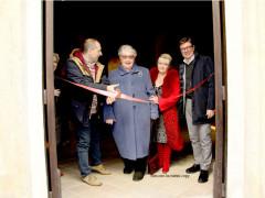 Inaugurazione Sala Ciarrocchi
