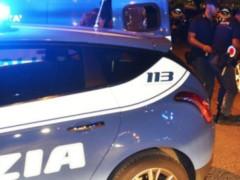 Polizia, agenti, Volante