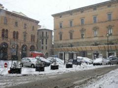 Neve a Tolentino