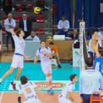 Volley Potentino contro Club Italia