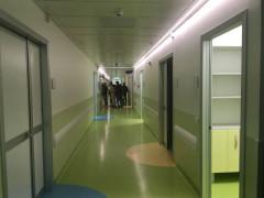 Pronto Soccorso, Ospedale