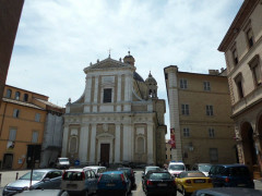 Piazza Vittorio Veneto Macerata
