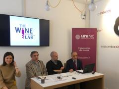 Progetto di Unimc Wine Lab