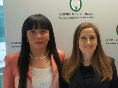 Jessica Marcozzi ed Elena Leonardi