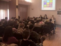 All'Hotel Marche di Ascoli Piceno, l'incontro dell'associazione Marche a Rifiuti Zero con gli studenti dell'Istituto agrario Celso Ulpiani