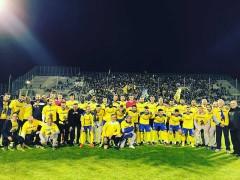Festa promozione in Lega Pro per la Fermana