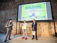 """Federico Brandani della 3°B dell'istituto """"Fracassetti Capodarco"""" di Fermo vince il Concorso Nazionale Federchimica Giovani"""