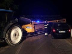 Incidente stradale a Vallememoria, Recanati