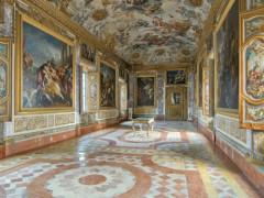 Galleria dell'Enide a Palazzo Buonaccorsi, Macerata