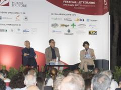 Massimo Cacciari ha aperto l'ottava edizione di Piceno d'Autore