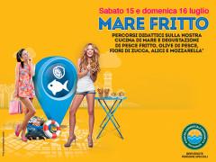 """Centro Commerciale Auchan Grottammare ospita """"Mare Fritto"""""""
