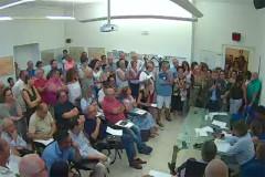 La seduta della IV commissione sanità di lunedì 24 luglio: consiglieri, dirigenti Asur e cittadini