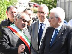 Petrucci, Ceriscioli, Mattarella