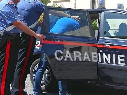 Arresto dei Carabinieri di Falconara
