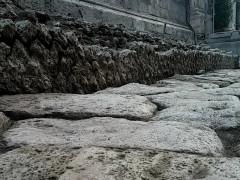 Gli scavi archeologici in corso Mazzini ad Ascoli Piceno