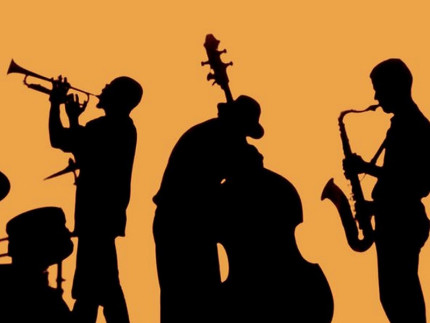 Musica, concerto, band, jazz