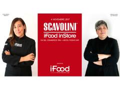 Show-cooking allo Scavolini Store di Ascoli Piceno con le blogger Giovanna Amato e Annalaura Levantesi